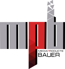 Logo MediaProducts Bauer